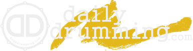 daily drumming logo